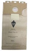 TOUGH GUY 5RAF1 Filter Bag,2-Ply, Paper, PK10