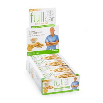 Fullbar Peanut Butter Crunch Pak, 12-count Box, 19.05 Ounces.
