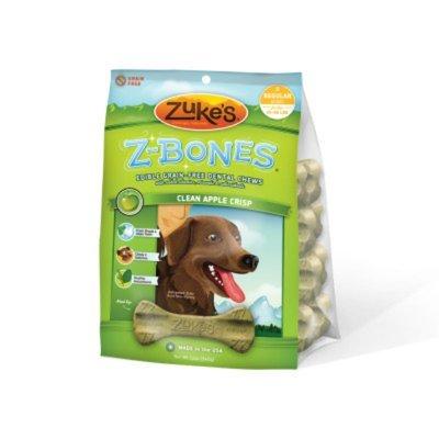 Zuke's Z-Bones Regular Clean Apple Crisp
