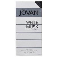 JOVAN WHITE MUSK by Jovan COLOGNE SPRAY 3 OZ
