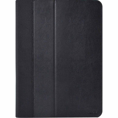 Petra Industries Iluv AP5SIMFBK Ipad Air Simple Folio Case & Stand -black