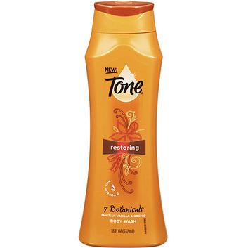 Tone Restoring Tahitian Vanilla and Orchid Body Wash