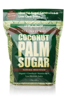 Coconut Palm Sugar Granules XyloBurst 1 lb Bag