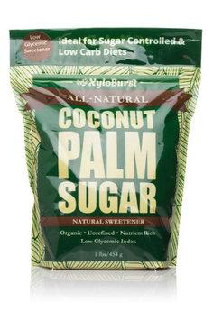 Coconut Palm Sugar Granules XyloBurst 1 lb Bag