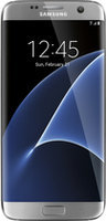 Samsung - Galaxy S7 Edge 32GB - Silver Titanium (verizon Wireless)