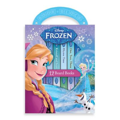 Disney Frozen My First Look and Find Board Book Library