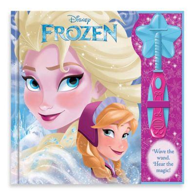 Disney Frozen Magic Wand Sound Book