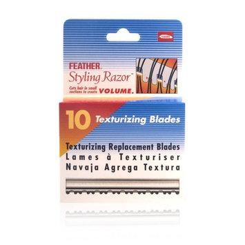 Jatai Feather Texturizing Replacement Blades 10 Texturizing Blades
