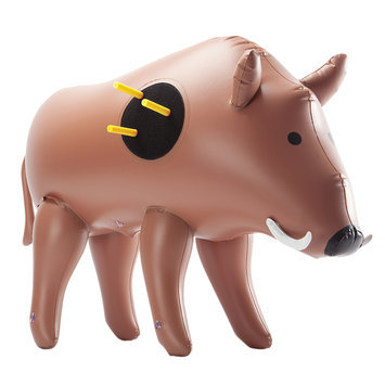 Nxt Generation NXT Generation 3D Inflatable Boar Target