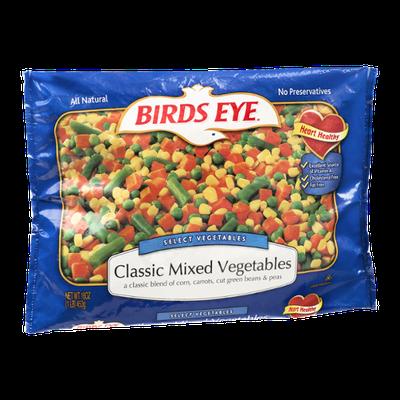 Birds Eye Select Vegetables Classic Mixed Vegetables