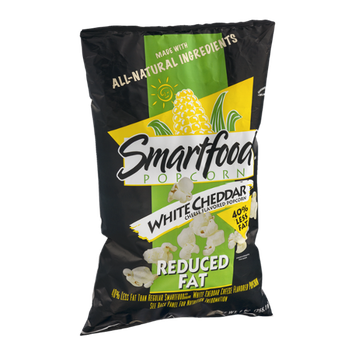 Smartfood® Reduced Fat White Cheddar Popcorn