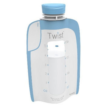 Kiinde 40ct Twist Breastmilk Storage Pouch