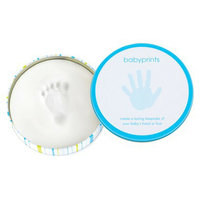 Pearhead Blue Babyprints Tin