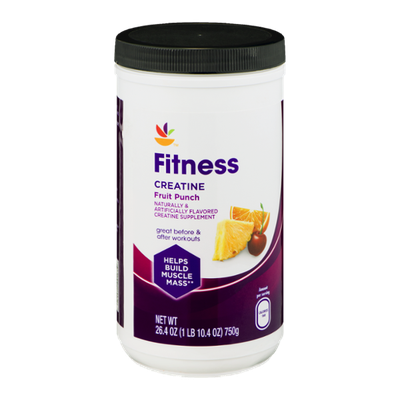 Ahold Fitness Fruit Punch Creatine