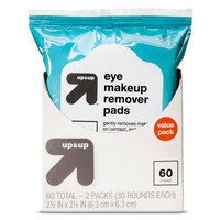 up & up Wipe Makeup Removal Facial Cleansing Wipes
