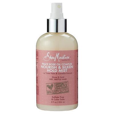 SheaMoisture Peace Rose Oil Complex Nourish & Silken Hold Mist - 8 oz