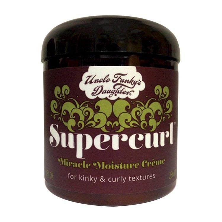 Uncle Funky's Daughter Supercurl Cream - 6 oz