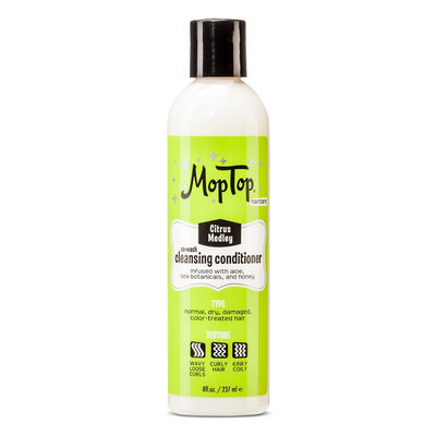 Mop Top Co-Wash Cleansing Conditioner - 8 oz