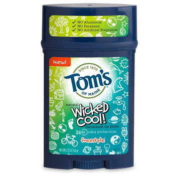 Tom's OF MAINE Boys Freestyle Wicked Cool™ Deodorant