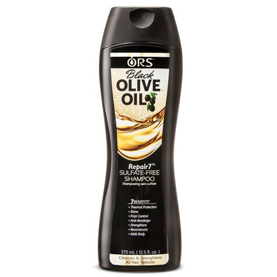ORS Black Olive Oil Repair 7 Sulfate-Free Shampoo - 12.5 oz