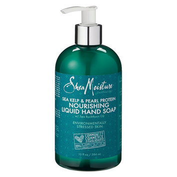 SheaMoisture Sea Kelp & Pearl Protein Nourishing Liquid Hand Soap