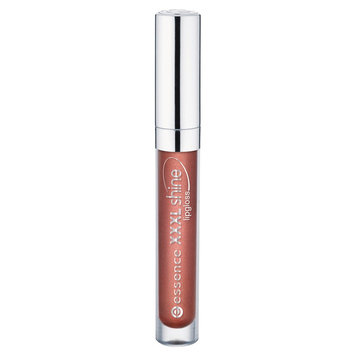 Essence Xxxl Shine Lip Gloss - Metal Shine- 0.17 fl oz, Brown