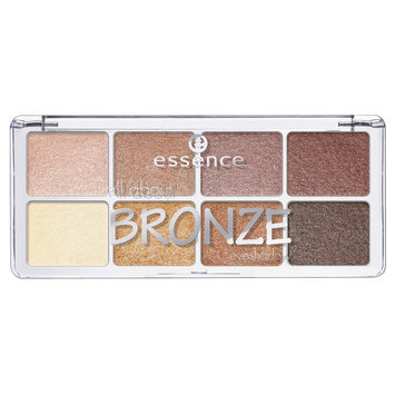 Essence All About Eyeshadow - Bronze - 0.34 oz, Multi-Colored