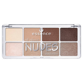 Essence All About Eyeshadow - Nudes - 0.34 oz, Multi-Colored