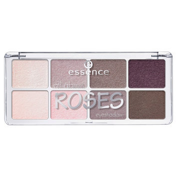Essence All About Eyeshadow- Roses - 0.34oz, Multi-Colored