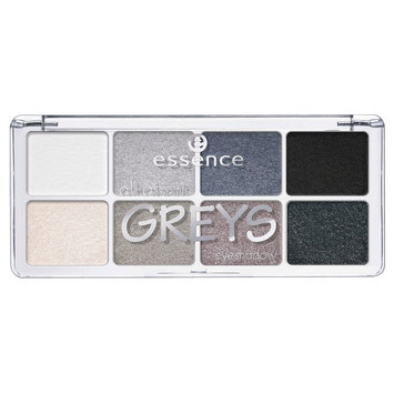 Essence .34oz All About Eyeshadow Greys, Multi-Colored