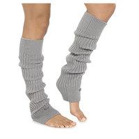Banyan & Bo Classic Knit Leg Warmers, Blue