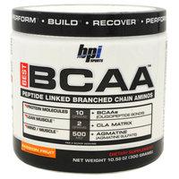 BPI Sports Best BCAA Amino Acids Energy Powder, Passion Fruit - 30 servings