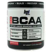 BPI Sports - Best BCAA Powder Peptide Linked Branched Chain Aminos Watermelon Ice - 10.58 oz.