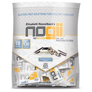 NoGii Protein D'Lites Cookies & Creme Dream - 18 - 1.02 OZ Bars