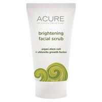 Acure Organics Brightening Facial Scrub - 1 Fl Oz