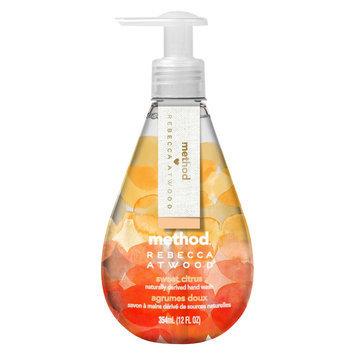 method rebecca atwood sweet citrus hand wash