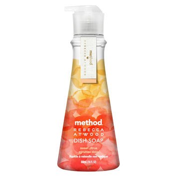 Method Rebecca Atwood Sweet Citrus Liquid Dish Soap - 18 fl oz