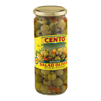 Cento Spanish Salad Olives