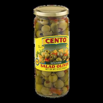 Cento Spanish Salad Olives