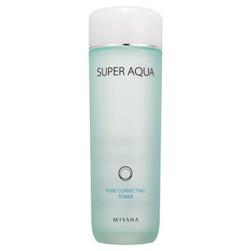 Missha - Super Aqua Pore Correcting Toner 150ml