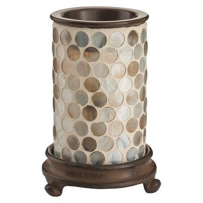 Candle Warmers, Etc. Pearl Glass Illumination, Pearl Multi