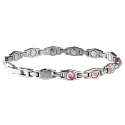 Sabona Lady Executive Ribbon Magnetic Bracelet