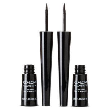Revlon ColorStay Liquid Liner 2 Pack in 251 Blackest Black - .16 floz