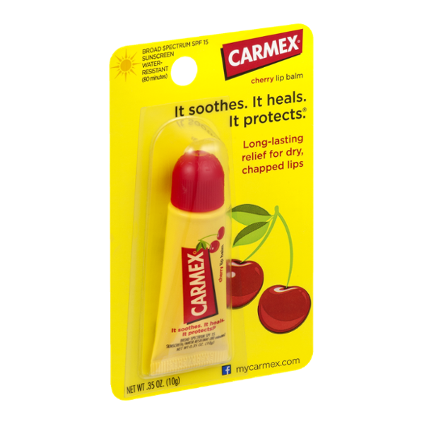 Carmex Cherry Lip Balm