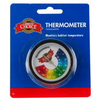 Grreat ChoiceA Pet Habitat Thermometer