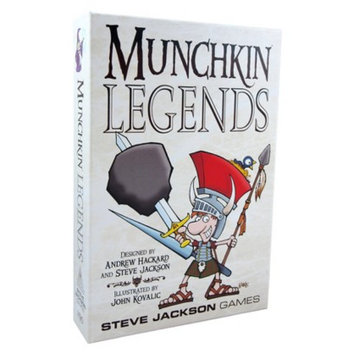 Publisher Services Inc Steve Jackson Games Munchkin Legends