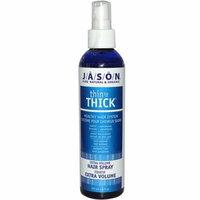Jason Natural Products/Hain Celestial Group, Inc Jason Thin To Thick Extra Volume Hair Spray 8 fl oz