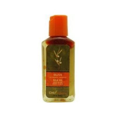 Chi Organic Olive Nutrient Silk Oil 2 oz.