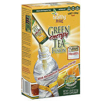 Healthy To Go! Green Energy Tea Fusion Dietary Supplement