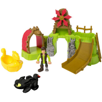 Spin Master Toys DreamWorks Dragons: How To Train Your Dragon 2 - Berk Island Bathset